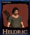 Heldric The legend of the shoemaker Card 6