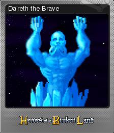Heroes of a Broken Land Foil 3