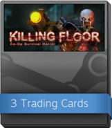Killing Floor (Co-Op Survival Horror) Booster Pack