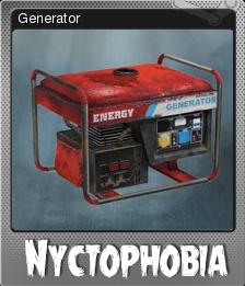 Nyctophobia Foil 5