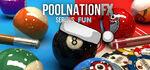 Pool Nation FX Logo