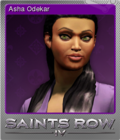 Saints Row IV Foil 1