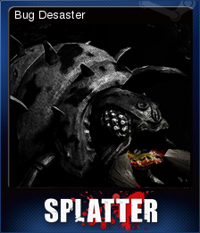 Splatter - Blood Red Edition Card 6