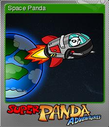 Super Panda Adventures Foil 2