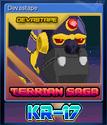 Terrian Saga KR-17 Card 1