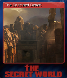 The Scorched Desert