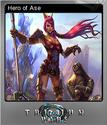 Trinium Wars Foil 10