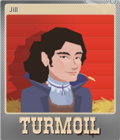 Turmoil Foil 3