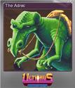 Ultionus A Tale of Petty Revenge Foil 3