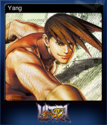 Ultra Street Fighter IV Card 10