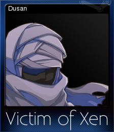 Victim of Xen Card 5