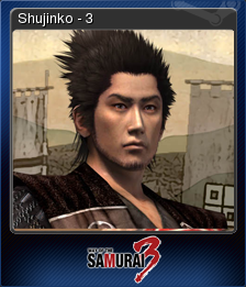 Way of the Samurai 3 Card 3