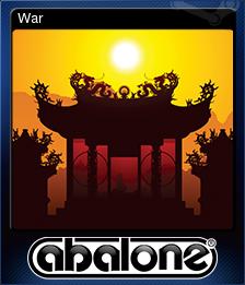 Abalone Card 6
