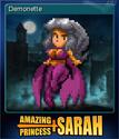 Amazing Princess Sarah Card 11