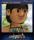 Aritana and the Harpys Feather Card 3