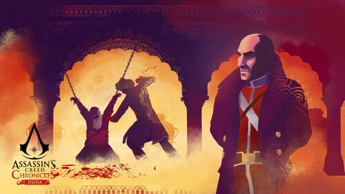 Assassin's Creed Chronicles India Artwork 5
