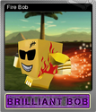 Brilliant Bob Foil 1
