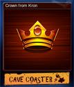 Cave Coaster Card 04