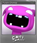 Chompy Chomp Chomp Foil 3