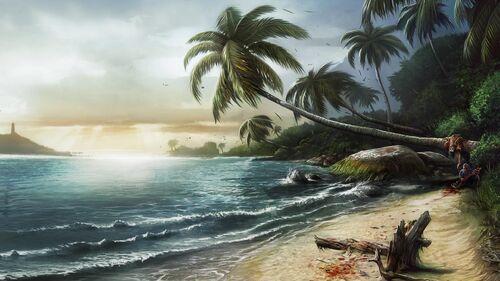 Dead Island Artwork 1