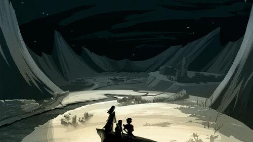 Defenders Quest Valley of the Forgotten Artwork 4