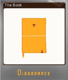 Dissonance An Interactive Novelette Foil 6