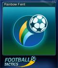 Football Tactics Card 03