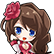 Hyperdevotion Noire Goddess Black Heart Emoticon Ryuka