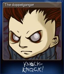 Knock-knock Card 6