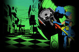 Lethal League Background Sonata