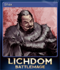 Lichdom Battlemage Card 1