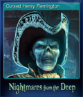 Nightmares from the Deep The Cursed Heart Card 2