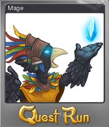 Quest Run Card 03 Foil