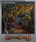 Quest for Infamy Foil 3