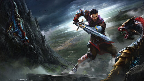 Risen 3 - Titan Lords Artwork 2