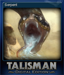 Talisman Digital Edition Card 5