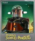 The Deadly Tower of Monsters Foil 6