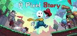 A Pixel Story Logo