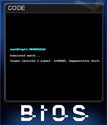 BIOS Card 1