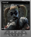 Batman Arkham Asylum Game of the Year Edition Foil 3