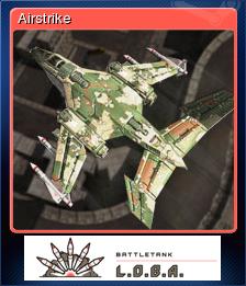 Battletank LOBA Card 2