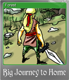 Big Journey to Home Foil 1