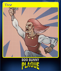 Boo Bunny Plague Card 5