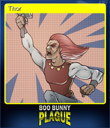 Boo Bunny Plague Card 5