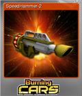 Burning Cars Foil 4