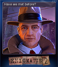 Enigmatis The Mists of Ravenwood Card 6
