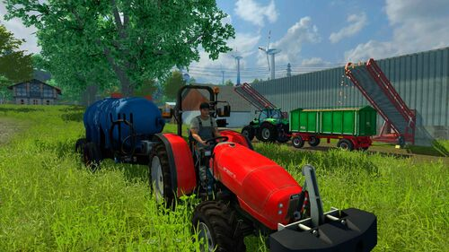 Farming Simulator 2013 Artwork 2