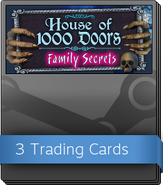 House of 1000 Doors Family Secrets Booster Pack