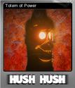 Hush Hush - Unlimited Survival Horror Foil 08