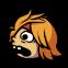 Ittle Dew Emoticon dewgrim